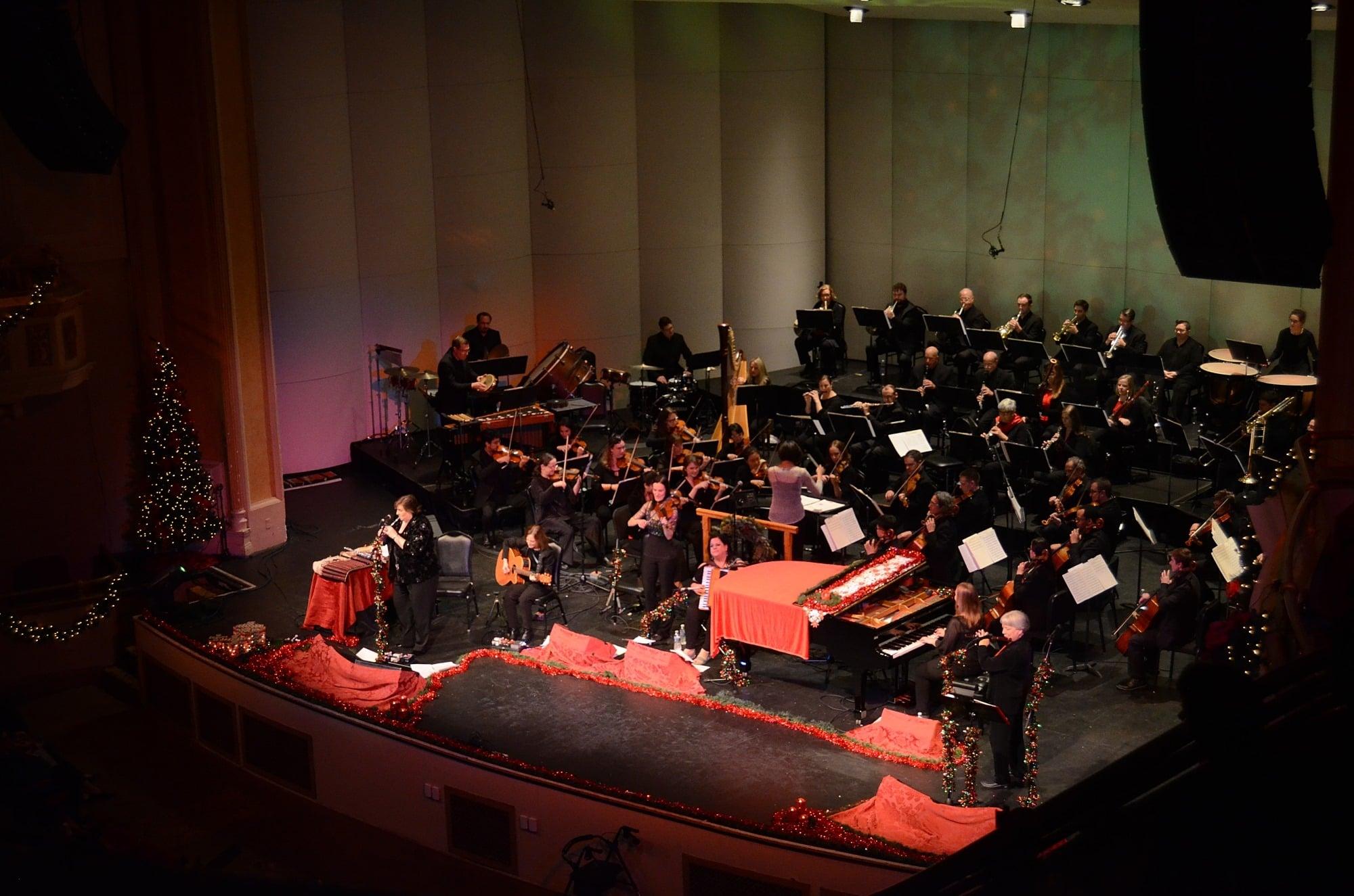 Mobile Symphony Orchestra